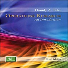 Operations and supply chain management 14th edition solutions manual solutions manual for operations research an introduction 10th edition by taha fandeluxe Choice Image