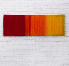 DIY Yarn Wall Decor