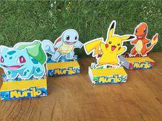 Festa Pokemon | Design Festeiro