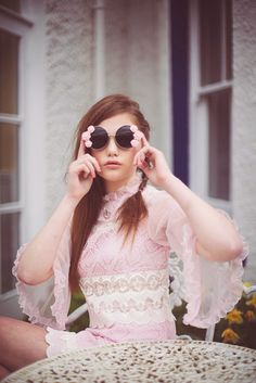 An Ethical Collaboration with Wear We Wander March 2015 When Irish Designer Bronwyn Connolly, of Ethical label Wear We Wander , g. Plait, Ethical Fashion, Cat Eye Sunglasses, Wander, Revolution, Day, How To Wear, Photography, Clothes