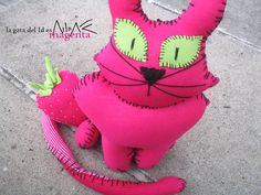 magenta. la gata del Id. | Flickr: Intercambio de fotos