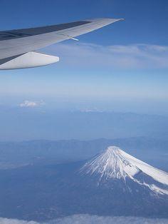 Fujisan -- Mt.Fuji by akiko@flickr, via Flickr
