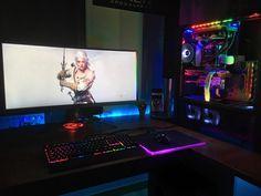 RGB GODNESS ! Battlestation