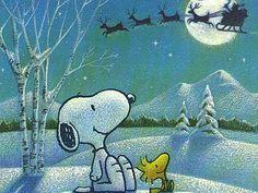 I always love Snoopy