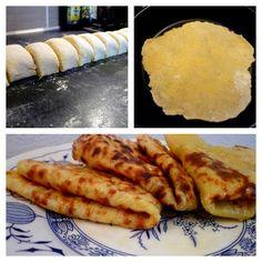 Lokse Is A Potato Pancake Dish In Slovakia Eattoyourheartscontent