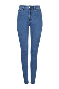 High Waist Blue Jean #newin #TALLYWEiJL
