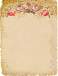 Rosey Beginning by 'Playingwithbrushes', via Flickr