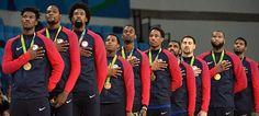 Πήραν το χρυσό στο Ρίο και τώρα... ξεσαλώνουν στη Μύκονο