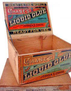 #vintage #label #type #lettering