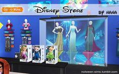 Disney Store #sims4 #retailstore