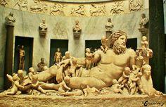 Alegoría del río Nilo | La cámara del arte