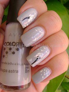 Nail Art Outono (by Eva Super)  Reblogged byLorna