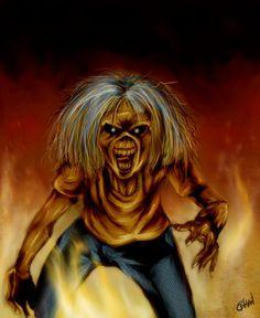Iron Maiden Eddie | Iron Maiden