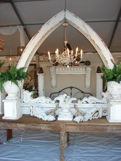 Many Architectural pieces coming in Feb. to American Home & Garden in Ventura CA
