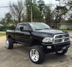 Dodge diesel...