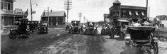 Vanderbilt Cup Races - Blog - Then & Now: Krug's Corner in Mineola
