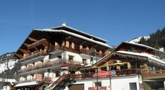 Arc en Ciel Châtel Featuring an indoor swimming pool, a hot tub and a sauna, Arc en Ciel is a hotel located 1.3 km from the centre of Chatel in the Alps. It is directly next to the Barbossine Ski Lift, which provides access to the Portes du Soleil ski area.