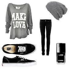 Relaxed outfit #wish#list