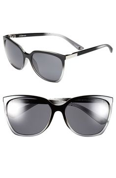 kensie 'Tori' 55mm Polarized Sunglasses available at #Nordstrom