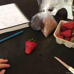 Recipe: Learn How To Summon Cthulhu With Strawberries