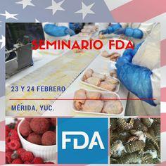 Toda la información que debes saber para exportar alimentos a los 🇺🇸 así como los cambios al FDA en #Mérida Yuc http://www.sica-alimentos.com/seminario-fda