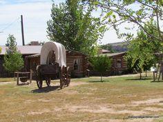 Bluff Fort, Utah http://theblondegardener.com/2016/01/31/frontier-fun/