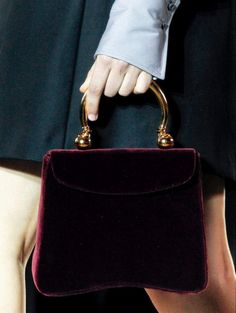 burgundy bag (miu miu s/s 2012)