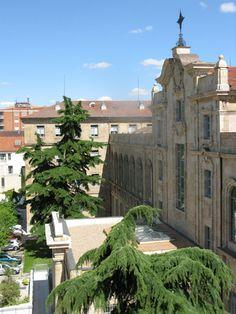 Centro de Espiritualidad San Ignacio, Salamanca, Spain.