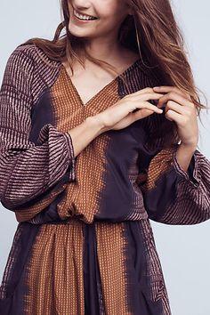 Nomad Silk Maxi Dress