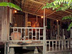 Traditional Thai houses – old Thai houses in Bangkok