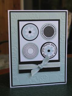 Lots of Inspiration using Stampin Up Seeing Spots