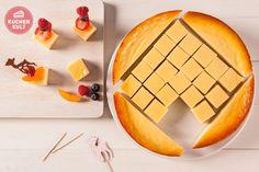 DIY - Käse-KUCHEN-Spieße