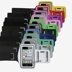 Sports armband jogging #running gym case for #iphone 4s 4 4g ipod #touch 4th gen.,  View more on the LINK: 	http://www.zeppy.io/product/gb/2/121111044877/