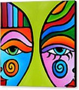 """Delicate Balance - Original Abstract painting Modern pop Art Contemporary large Portrait cubist colorful FACE by Fidostudio"" Tom Fedro - Artwork on USEUM Cubist Art, Abstract Face Art, Painting Abstract, Balance Art, Modern Pop Art, Chicago Artists, Fine Art America, Canvas Art, Art Prints"