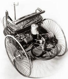 1886 Benz Three-Wheeler                                                                                                                                                     More