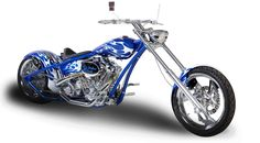 Orange County Choppers - #OCC - Window World Bike