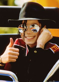 Michael Jackson and his beautiful smile :D