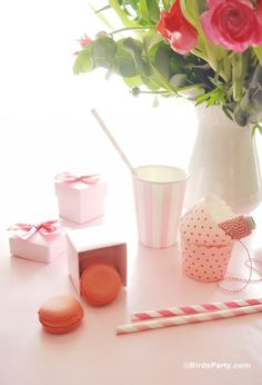 Pretty Party Supplies #PartyIdeas #PartyShop #PartySupplies
