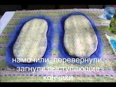 Felted Slippers Pattern, Knitted Slippers, Nuno Felting, Needle Felting, Wool Yarn, Wool Felt, Felt Shoes, Baby Slippers, Shoe Pattern