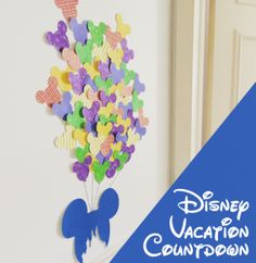 Adventure is Out There! Disney Vacation Countdown