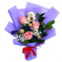 different flowers in the philippines Ferrero Chocolate, Ecuadorian Roses, Online Flower Shop, Hand Bouquet, Different Flowers, 1990s, Pink Color, Philippines, Greeting Cards
