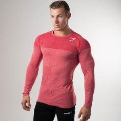 2017 New Arrival Shark Girdle T-Shirt Long Sleeve Men's Gymshark Bodybuilding and Fitness Men's Tank Shirt Gyms Clothing 5 Co