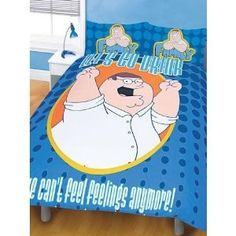Family Guy Drink Design Quilt/Duvet Cover and Pillow Case Set :           Please…
