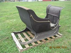 horse drawn sled images | 10- Horse Drawn Russian Designed Sleigh | Minneapolis Moline