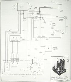 Yamaha 48V Golf Cart Wiring Diagram from i.pinimg.com