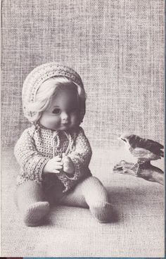 Albumarkiv - Jeg strikker dukketøj Crochet Hats, Album, Face, Fashion, Knitting Hats, Moda, Fashion Styles, The Face, Faces