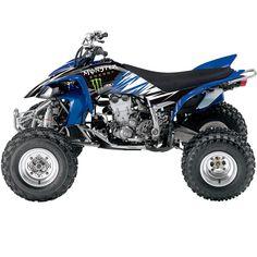 Monster ATV   Factory Effex Monster ATV Graphic Kit - ATV - Motorcycle Superstore