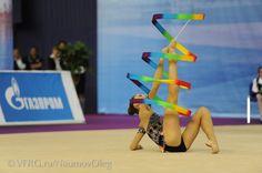 100%™ Anna Trubnikova (Russia), World Cup (St.Petersburg) 2013