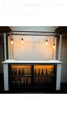 Cocktail Bar design by Klifsson Studio