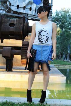http://re.mu/MayitaPink #conjunto #tenida #combination #outfit #style #remu #fashion #closet